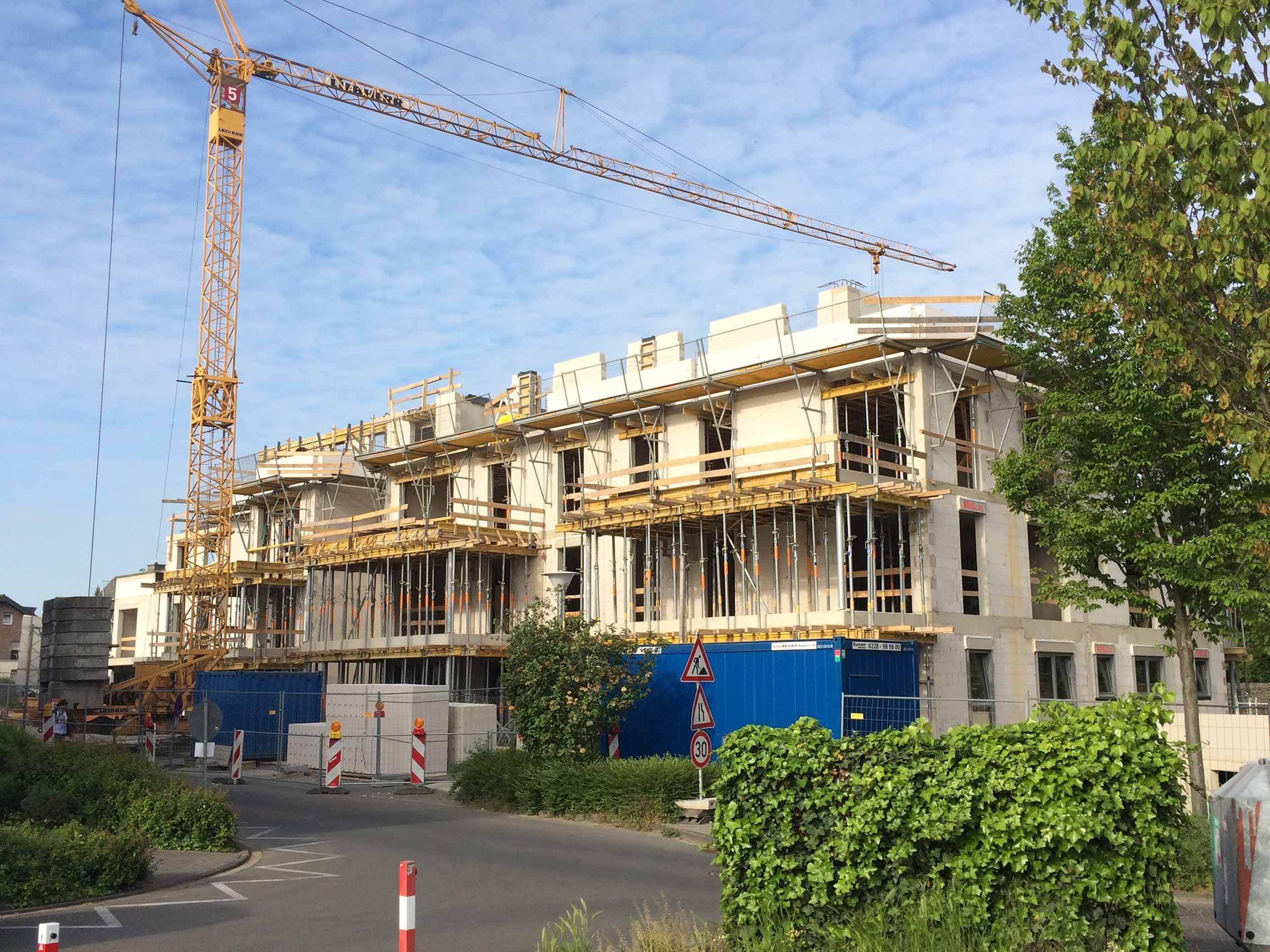 Rohbau Umbau in der Region Bonn